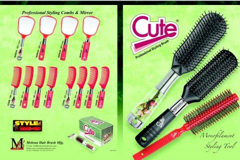 Cute Hair Brush