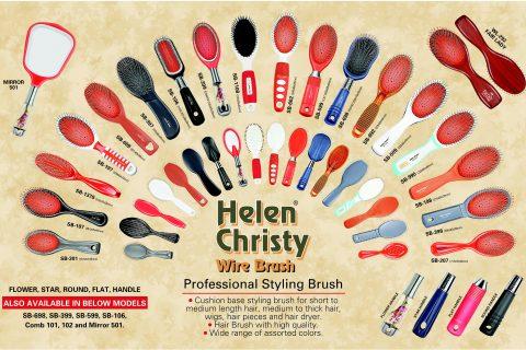 Helen Christy Hair Brush